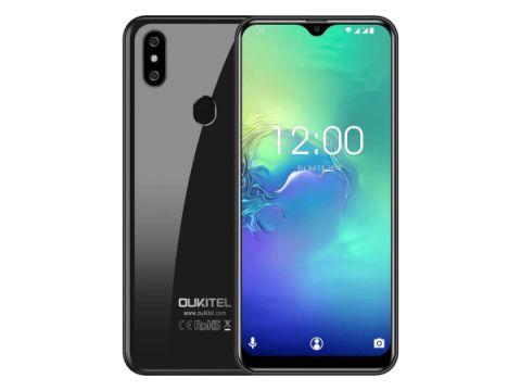 Oukitel C15 Pro 2/16Gb Black (STD03315) Киев