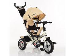 Велосипед детский Profi M 3113-7A Бежевый (intM 3113-7A)