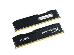 Оперативная память Kingston HyperX Fury 16GB (2x8GB) Black (HX318C10FBK2/16)