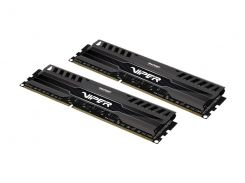 Оперативная память Patriot DDR3-1866 16384MB PC3-14900 Kit of 2x8192 Viper III Black (PV316G186C0K)