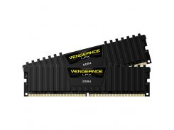 Оперативная память Corsair 16GB 2400MHz Vengeance LPX Black CL16 2x8GB CMK16GX4M2A2400C16 (F00146095)