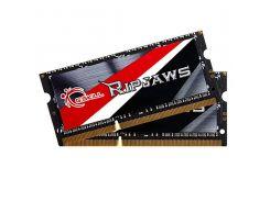 Оперативная память G.Skill Ripjaws 16GB 2x8GB 1600MHz DDR3 CL9 1.35V SODIMM F3-1600C9D-16GRSL (F00148669)