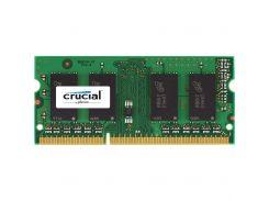 Оперативная память Crucial SODIMM DDR3L-1866 8192MB PC3L-14900 CT8G3S186DM (F00177742)