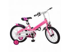 Велосипед детский  Profi Trike W14115-3 Розовый