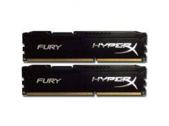 Модуль памяти KINGSTON DDR-3 16GB (2x8GB) 1866 MHz HyperX FURY Black (HX318C10FBK2/16)