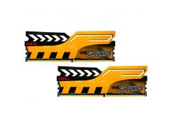 Оперативная память GEIL DDR4 3000MHz 16GB (2x8GB) Evo Forza Yellow (GFY416GB3000C16ADC)