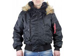 Куртка зимняя Chameleon n-2b XL Black (Chameleon-20353-XL)