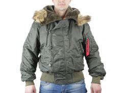 Куртка зимняя Chameleon n-2b L Olive
