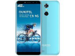 Oukitel C8 4G Blue