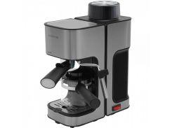 Кофеварка эспрессо Polaris PCM 4003AL Silver