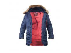 Куртка Chameleon Аляска N-3B Slim BLUE 44-46 Синий (0712-35-44-46)