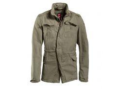 Куртка Surplus Delta Britannia Oliv Gewas XXL Зеленый (20-3527-61)