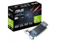 Видеокарта Asus GeForce GT710 2048Mb Silent GT710-SL-2GD5 (F00147638)