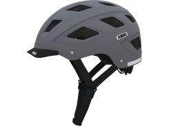 Шолом велосипедний ABUS HYBAN L Concrete Grey (372698)