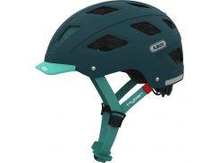 Шолом велосипедний ABUS HYBAN L Core Green (772245)