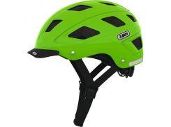 Шолом велосипедний ABUS HYBAN M Green (372728)