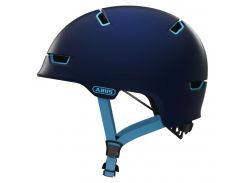 Шолом велосипедний ABUS SCRAPER 3.0 ACE L Ultra Blue (817755)
