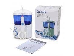 Ирригатор Professional 9 насадок + зубная щетка OralCare  (118)