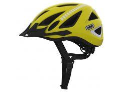 Шолом велосипедний ABUS URBAN-I 2.0 L Signal Yellow (823664)