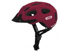 Шолом велосипедний ABUS YOUN-I ACE L Cherry Red (726170)