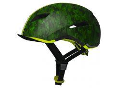 Шолом велосипедний ABUS YADD-I S Credition Camou Green (778681)