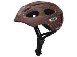 Велосипедний дитячий шолом ABUS YOUN-I M Grey Lightning (818134)