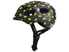 Велосипедний дитячий шолом ABUS YOUN-I M Blue Mask (818158)