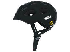 Велосипедний дитячий шолом ABUS YOUN-I MIPS M Velvet Black (388125)