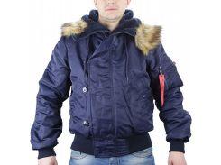 Куртка зимняя Chameleon N-2b XL Navy