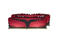 Оперативная память для компьютера DDR4 16GB (2x8GB) 2133 MHz Phoenix Red/Black eXceleram EPH4162115AD (U0297046)