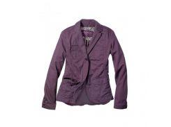 Пиджак Eddie Bauer Womens Legend Wash Jacket DEEP WISTERIA 36 Фиолетовый (7374DPWS-36)