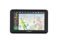 GPS навигатор Globex GE520 IGO для грузовиков Black (glo_10520)