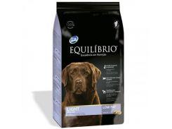 Сухой корм Equilibrio Dog суперпремиум, низкокалорийный, для собак средних и крупных пород, 15 кг
