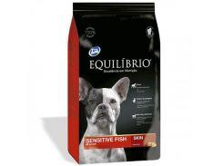 Сухой корм Equilibrio Dog с рыбой, суперпремиум, для собак всех пород, 15 кг