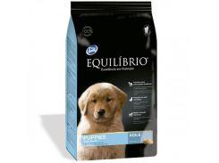 Сухой корм Equilibrio Dog суперпремиум, для щенков крупных пород, 15 кг
