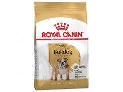 Сухой корм Royal Canin Bulldog Adult для бульдогов, 12 кг