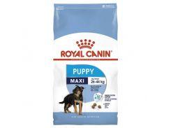 Сухой корм Royal Canin Maxi Junior для щенков крупных пород, 15 кг