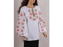 Блуза женская вышиванка Колос 50 Кияночка  ( 3082/150) (2- 3082/150)