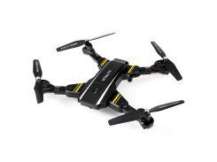 Квадрокоптер Vitality TKKJ TK116W WiFi FPV 720P HD G-sensor Mode Черный (kvTKKJ001)