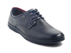 Туфли KADAR 03-2756290 44 Темно-синие (03-2756290-44)