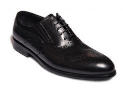 Туфли BOSS VICTORI XY81-805-68-Z012 44 Черные (XY81-805-68-Z012-44)