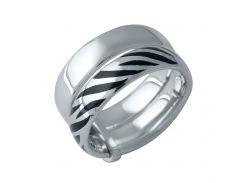 Серебряное кольцо Silver Breeze 16 размер (1982457)
