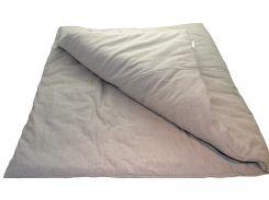 Одеяло с конопляным наполнителем KonopliUA 4 сезона 172х205 см Белый (1-0108)