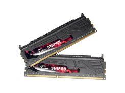 Оперативная память для компьютера DDR3 8GB (2x4GB) 1866 MHz G.Skill F3-14900CL9D-8GBSR (D0003846)