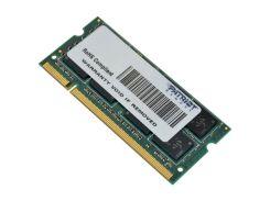 Оперативная память для ноутбука SoDIMM DDR2 4GB 800 MHz Patriot PSD24G8002S (U0033644)