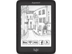 Электронная книга Evromedia Argument 8GB Black