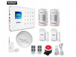 Комплект GSM сигнализации Kerui G18 Pro-kit 2 (DI513445395692)