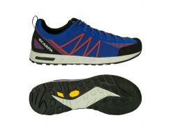 Мужские треккинговые кроссовки Scarpa Iguana Splash 44 Blue Orange (1061650200)