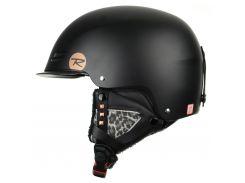 Шолом гірськолижний Rossignol Spark Leo 58 Black (RKEH4080)