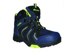 Ботинки Elbrus Loren Mid WP JR Black 31 Черный (LorenBL)
